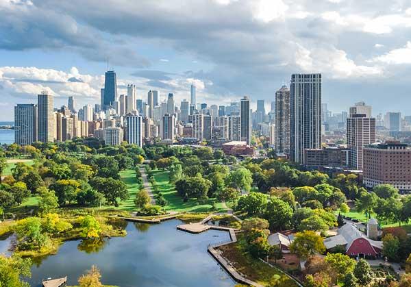 chicago-illinois-skyline-local-moving-company-service-area